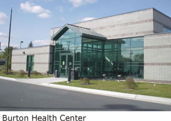Genesee County Health Department - Burton WIC Office