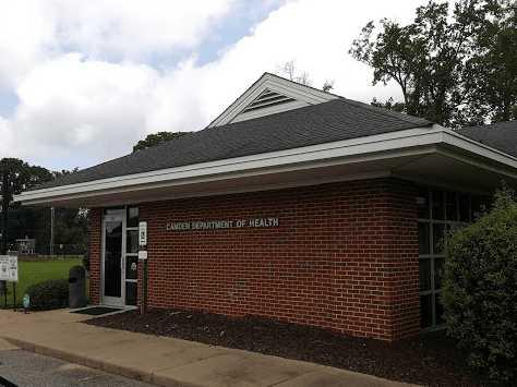 Camden WIC office Albemarle
